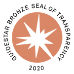 Guidestar Bronze Seal of Transparency 2020