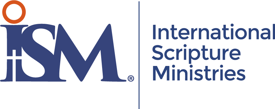 ISM registered blue logo